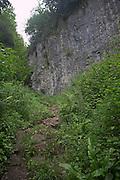 Ebbor Gorge, Mendip Hills, Somerset, England