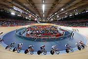 Mcc0041438 . Sunday Telegraph..ST Sport..2012 Olympics..The Men's Omnium Points Race at the Olympic Velodrome...4 August 2012....