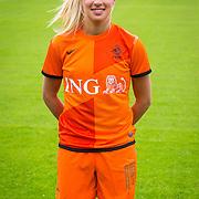 NLD/Velsen/20130701 - Selectie Nederlands Dames voetbal Elftal, Mandy Versteegt