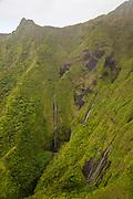 Mt Waialeale, Kauai, Hawaii