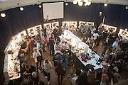 JULIAN MACDONALD; ELLE MACPHERSON; JIMMY CHOO, Julian Macdonald fashion show. Banqueting House. London. 19 September 2010. -DO NOT ARCHIVE-© Copyright Photograph by Dafydd Jones. 248 Clapham Rd. London SW9 0PZ. Tel 0207 820 0771. www.dafjones.com.