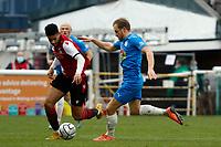 Ryan Croasdale. Woking FC 1-4 Stockport County FC. Vanarama National League. KIngfield Stadium. 30.1.21