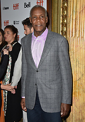 Danny Glover attends the Old Man and The Gun screening held at the Elgin Theatre during the Toronto International Film Festival in Toronto, Canada on September 10th, 2018. Photo by Lionel Hahn/ABACAPRESS.com