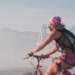 Burning Man, 2011...Photos by David Calvert