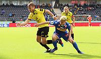 Fotball , 27. april 2019 , 1. divisjon , Obosligaen , Start - Sandefjord<br /> Tobias Hammer Svendsen    , Sandefjord<br /> Henrik Robstad , Start