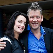 NLD/Amsterdam/20130306- Persiewing NET5 programma Sabotage, Edith Bosch en Erik van 't Hoff