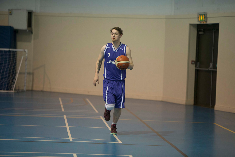 11/02/2017, Colin Doheny - Basketball at St. Pats, Navan<br /> <br /> Photo: David Mullen / www.cyberimages.net <br /> ©David Mullen<br /> ISO: 4000; Shutter: 1/800; Aperture: 2.8; <br /> File Size: 3.0MB<br /> Print Size: 8.6 x 5.8 inches