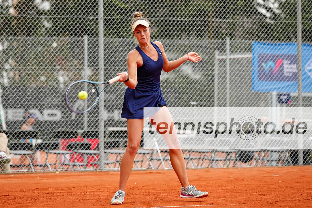 Ekaterina Makarova (RUS) - WTO Wiesbaden Tennis Open - ITF World Tennis Tour 80K, 20.9.2021, Wiesbaden (T2 Sport Health Club), Deutschland, Photo: Mathias Schulz