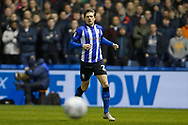 Sheffield Wednesday midfielder Adam Reach (20)  during the EFL Sky Bet Championship match between Sheffield Wednesday and Sheffield United at Hillsborough, Sheffield, England on 4 March 2019.