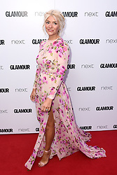 Holly Willoughby attending the Glamour Women of the Year Awards 2017 in association with NEXT, Berkeley Square Gardens, London