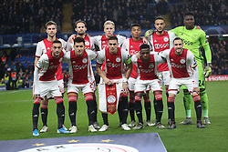 November 5, 2019, London, London, England: AMSTERDAM, NETHERLANDS - OCTOBER 22, 2019: pictured during the 2019/20 UEFA Champions League Group H game between Chelsea FC (England) and AFC Ajax (Netherlands) at Stamford Bridge. (Credit Image: © Federico Guerra Maranesi/ZUMA Wire)