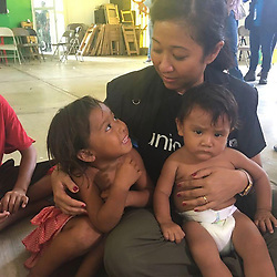 """Salma Hayek releases a photo on Instagram with the following caption: """"UNICEF est\u00e1 trabajando independientemente del gobierno directamente con las familias afectadas por los terremotos en Oaxaca Chiapas y en el centro de M\u00e9xico. Su personal experto est\u00e1 proporcionando seguridad y cuidado psicol\u00f3gico y f\u00edsico para el bienestar de los ni\u00f1os y ni\u00f1as.  #unicef is working directly with the families affected by the earthquakes in Oaxaca Chiapas and central Mexico  Their expert team ls providing safety and psychological and physical care for the well being of children."""". Photo Credit: Instagram *** No USA Distribution *** For Editorial Use Only *** Not to be Published in Books or Photo Books ***  Please note: Fees charged by the agency are for the agency's services only, and do not, nor are they intended to, convey to the user any ownership of Copyright or License in the material. The agency does not claim any ownership including but not limited to Copyright or License in the attached material. By publishing this material you expressly agree to indemnify and to hold the agency and its directors, shareholders and employees harmless from any loss, claims, damages, demands, expenses (including legal fees), or any causes of action or allegation against the agency arising out of or connected in any way with publication of the material."""