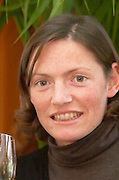 Marjorie Gallet, owner winemaker. Domaine Le Roc des Anges, Montner, Roussillon, France