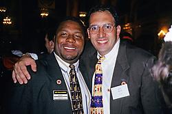 Robert & Alan Khazei At City Year Graduation