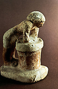 Brewer:  Ancient Egyptian model. Louvre, Paris