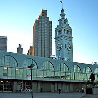 Ferry Building, Port of San Francisco