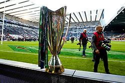 The Heineken Champions Cup Trophy at St James' Park - Mandatory by-line: Robbie Stephenson/JMP - 11/05/2019 - RUGBY - St James' Park - Newcastle, England - Leinster Rugby v Saracens - Heineken Champions Cup Final