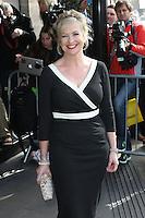 Carol Kirkwood, The TRIC Awards, Grosvenor House Hotel, London UK, 10 March 2015, Photo by Richard Goldschmidt