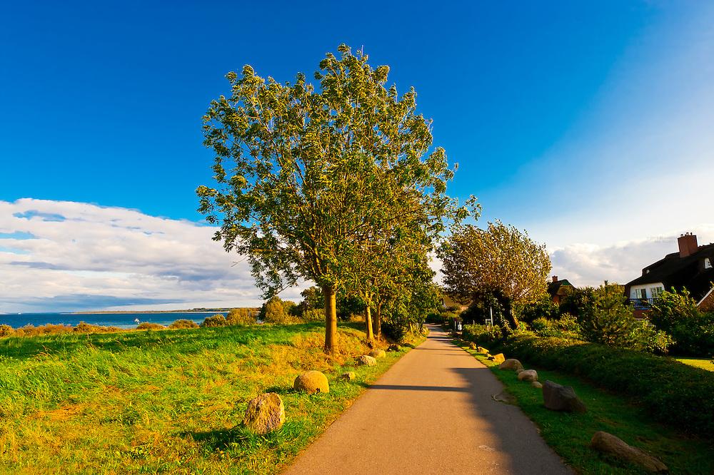 Baltic Sea views between Boltenhagen and Gross Schwansee, Mecklenburg-Vorpommern, Germany