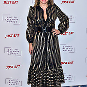 Sarah Willingham attend the British Takeaway Awards 2020 on 27th January 2020, Savoy Hotel, Strand, London, UK.