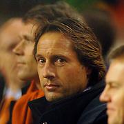 NLD/Amsterdam/20060301 - Voetbal, oefenwedstrijd Nederland - Ecuador, Johnny van 't Schip