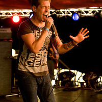 Great Imitiation perform live at Summer Sundae Weekender 2009, de montfort hall, leicester, UK