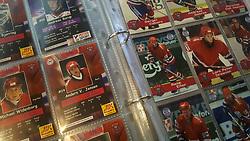 Gladsaxe SF<br /> <br /> Officielle Danske Hockey Trading Card. <br /> <br /> 1999-2000 Komplet Danske Ishockey Kort 225 stk.<br /> <br /> 173. Henrik Bjerring<br /> 174. Christian Nielsen<br /> 175. Anders V. Jensen<br /> 176. Michael Widenborg<br /> 177. Ruby Flomo<br /> 178. Nikolaj Søegaard<br /> 179. Martin Poulsen<br /> 180. Kenneth Fargnoli<br /> 181. Sergei Cubars<br /> 182. Andreas Sabroe<br /> 183. Christian Dall-Hansen<br /> 184. Rene Eller<br /> 185. Lars Peter Drewsen<br /> 186. Michael Lauridsen<br /> 187. Morten Ovesen<br /> 188. Thomas Hansen<br /> 189. Dan Vollertzen<br /> 190. Thomas Nielsen<br /> 191. Casper Brandis<br /> 192. Casper Skovby<br /> 193. Dennis Hørringsen<br /> 194. Thomas Wahlgren<br /> 195. Daniel Jensen<br /> 196. Thomas Robbert<br /> 197. Brian Nielsen<br /> 198. Troels Biltoft Nielsen<br /> 199. Chrsitian Juul<br /> 200. Jimmy Nielsson<br /> 201. Mikkel Schmidt<br /> <br /> Begrænset komplet sæt på lager. Kontakt: mail@nhcfoto.dk eller tlf. 40277826