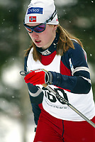 Langrenn, 27. feburar 2003, Junior NM, Liv Miriam Nordtømme