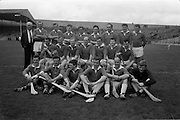 30/04/1967<br /> 04/30/1967<br /> 30 April 1967<br /> National Hurling League, Division II Final: Meath v Kerry at Croke Park, Dublin.<br /> The Kerry team.