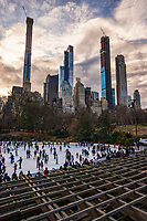 Wollman Ice Skating Rink, Central Park