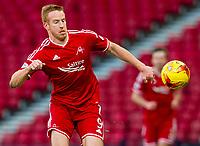 31/01/15 QTS SCOTTISH LEAGUE CUP SEMI-FINAL<br /> DUNDEE UTD v ABERDEEN<br /> HAMPDEN - GLASGOW<br /> Adam Rooney in action for Aberdeen