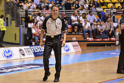 DESCRIZIONE : Supercoppa 2015 Semifinale Olimpia EA7 Emporio Armani Milano - Umana Reyer Venezia<br /> GIOCATORE : Emanuele Aronne<br /> CATEGORIA : Arbitro Referee Before Pregame Ritratto<br /> SQUADRA : AIAP<br /> EVENTO : Supercoppa 2015<br /> GARA : Olimpia EA7 Emporio Armani Milano - Umana Reyer Venezia<br /> DATA : 26/09/2015<br /> SPORT : Pallacanestro <br /> AUTORE : Agenzia Ciamillo-Castoria/L.Canu