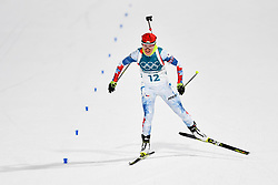 February 10, 2018 - Pyeongchang, SOUTH KOREA - 180210 Veronika Vitkova och Czech Republic  competes in Women's Biathlon 7,5 km Sprint during day one of the 2018 Winter Olympics on February 10, 2018 in Pyeongchang..Photo: Joel Marklund / BILDBYRN / kod JM / 87614 (Credit Image: © Joel Marklund/Bildbyran via ZUMA Press)