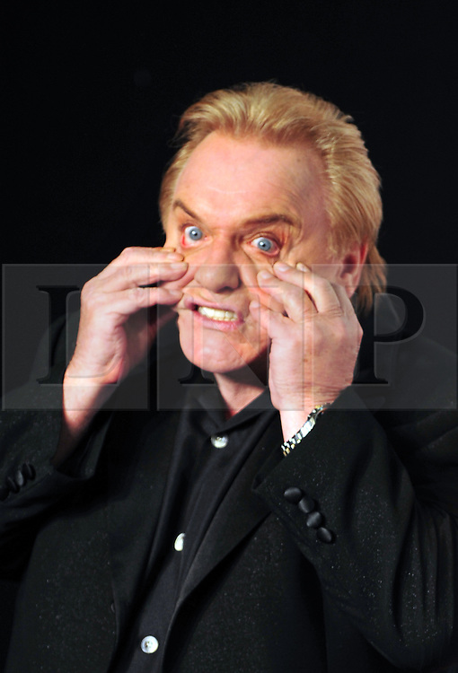 © Licensed to London News Pictures. 16/12/2011. London, England. Freddie Starr attends the Channel 4 British Comedy Awards  in Wembley London .  Photo credit : ALAN ROXBOROUGH/LNP
