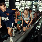 NK traplopen 1997 Rotterdam finish, start