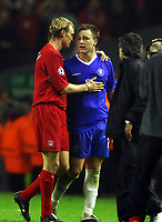 LIVERPOOL V CHELSEA 03/05/2005  (0-0) CHAMPIONS LEAGUE SEMI-FINAL 2ND LEG<br />