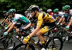 Jernej HRIBAR of LJUBLJANA GUSTO SANTIC during 1st Stage of 27th Tour of Slovenia 2021 cycling race between Ptuj and Rogaska Slatina (151,5 km), on June 9, 2021 in Slovenia. Photo by Vid Ponikvar / Sportida
