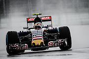 October 8, 2015: Russian GP 2015: Carlos Sainz Jr. Scuderia Toro Rosso