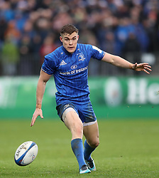 Leinster's Garry Ringrose during the Heineken European Champions Cup, pool one match at The Recreation Ground, Bath. PRESS ASSOCIATION Photo. Picture date: Saturday December 8, 2018. See PA story RUGBYU Bath. Photo credit should read: David Davies/PA Wire. RESTRICTIONS: Editorial use only. No commercial use.