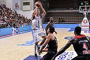 DESCRIZIONE : Trofeo Meridiana Dinamo Banco di Sardegna Sassari - Olimpiacos Piraeus Pireo<br /> GIOCATORE : Giacomo Devecchi<br /> CATEGORIA : Tiro<br /> SQUADRA : Dinamo Banco di Sardegna Sassari<br /> EVENTO : Trofeo Meridiana <br /> GARA : Dinamo Banco di Sardegna Sassari - Olimpiacos Piraeus Pireo Trofeo Meridiana<br /> DATA : 16/09/2015<br /> SPORT : Pallacanestro <br /> AUTORE : Agenzia Ciamillo-Castoria/L.Canu