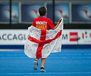England v The Netherlands - Semi Final - Hockey World League Semi Final, Lee Valley Hockey and Tennis Centre, London, United Kingdom on 24 June 2017. Photo: Simon Parker