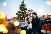 2016 December 20 - Lifestyle photography for Village Pointe in Omaha, Nebraska.