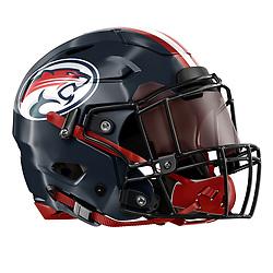 Rancho Cotati High School Football Helmet