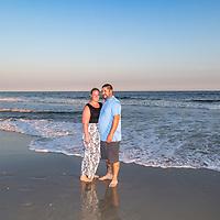 Charlie and Lynn Myrtle Beach, honeymoon