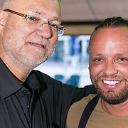 NLD/Veghel/20180830 - Michael van der Plas brengt CD uit, Michael van der Plas en Jake Hampel