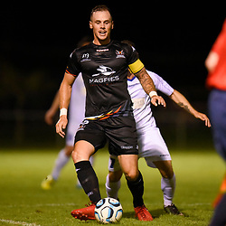 BRISBANE, AUSTRALIA - MARCH 24:  during the NPL Queensland Senior Mens Round 8 match between Gold Coast United and Magpies Crusaders FC at Meakin Park on March 24, 2018 in Brisbane, Australia. (Photo by Patrick Kearney)