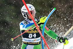 SPIK Jakob of Slovenia during the Audi FIS Alpine Ski World Cup Men's Slalom 58th Vitranc Cup 2019 on March 10, 2019 in Podkoren, Kranjska Gora, Slovenia. Photo by Matic Ritonja / Sportida
