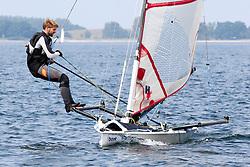 , Kiel - Kieler Woche 20. - 28.06.2015, Musto Skiff - GBR 302 - Kilsby, Dan