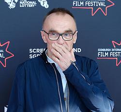 Edinburgh International Film Festival 2019<br /> <br /> Yesterday (Scottish Premiere)<br /> <br /> Stars and guests arrive on the red carpet for Danny Boyle's latest movie<br /> <br /> Pictured: Danny Boyle<br /> <br /> Aimee Todd   Edinburgh Elite media