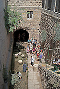 Hezekiah's Tunnel, or the Siloam Tunnel is a tunnel that was dug underneath the City of David in Jerusalem before 701 BC during the reign of Hezekiah of Judah